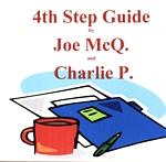 4th Step Guide - Joe McQ. & Charlie P. - 3 CD Set