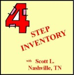 4th Step Study - SCOTT L - 2 CD Set