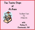 Al-Anon 12 Step Workshop - KATHY H. - 4 CD Set