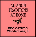 Al-Anon Tradtions At Home - REV CATHY C. - 1 CD