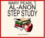 Al-Anon Twelve Step Study - MARY PEARL T. - 4 CD Set