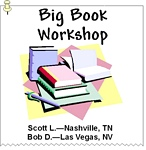 Big Book Workshop - 9 cds