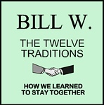 BILL W. Bedford Hills,NY - Traditions 40728 - 1 CD