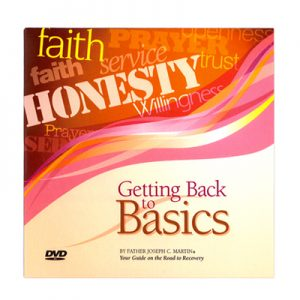 Father Martin Getting Back To Basics on DVD