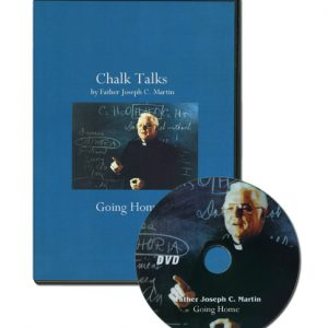 Father Martin Going Home DVD