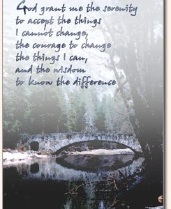 Recovery-Greeting-Cards - Serenity Prayer