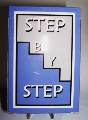 Step by Step Card Game