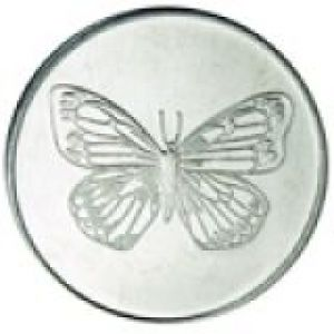 Alanon Aluminum Newcomer Butterfly Medallion DC06