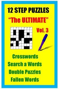 12 Step Puzzle Book Vol. 3