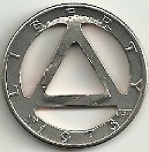 Legacy Milestone AA Coin with selection of year