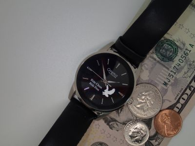 """The """"Ride Clean"""" Recovery Watch by Bulova"""