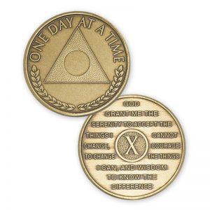 Al-Anon Bronze Medallion