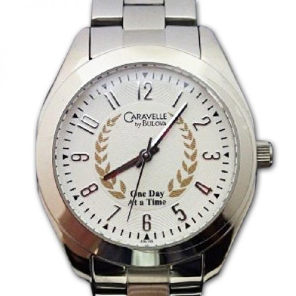 "The ""ODAAT"" Unisex Recovery Watch by Bulova USA"