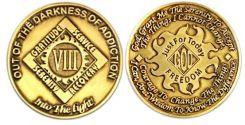NA Bronze Medallions