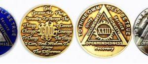 Sunlight of the Spirit Anniversary AA Coins